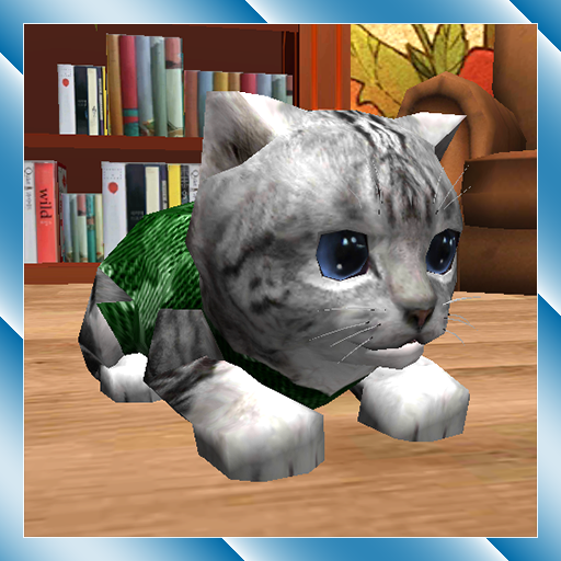 Cute Pocket Cat 3D  (Unlimited money,Mod) for Android 1.2.2.3