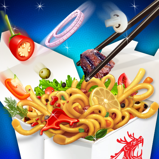 Delicious Chinese Food Maker – Best Cooking Game  (Unlimited money,Mod) for Android