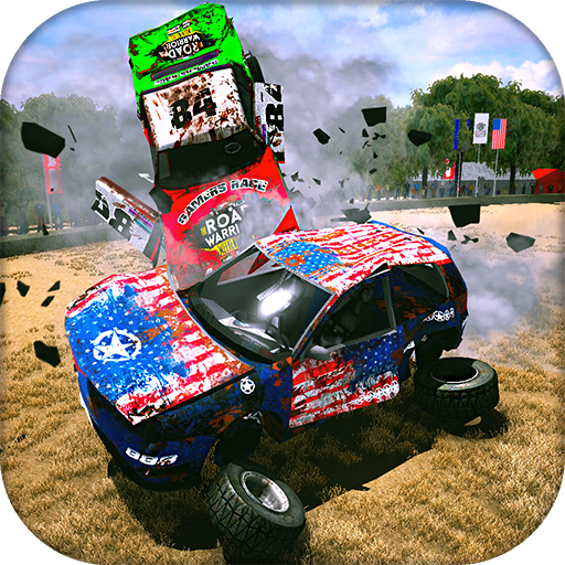Demolition Derby Car Crash: Real Stunt Racer 2020  (Unlimited money,Mod) for Android