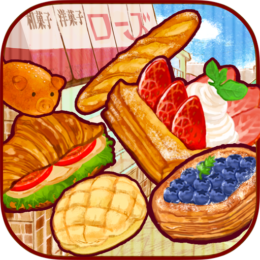 Dessert Shop ROSE Bakery  (Unlimited money,Mod) for Android 1.1.16