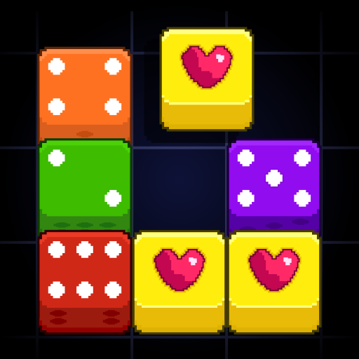Dice Merge Color Puzzle  1.0.4 (Unlimited money,Mod) for Android