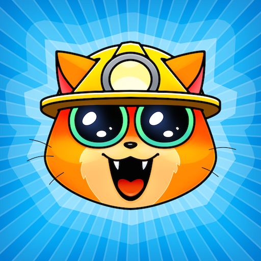 Dig it! – idle cat miner tycoon  (Unlimited money,Mod) for Android 1.39.5