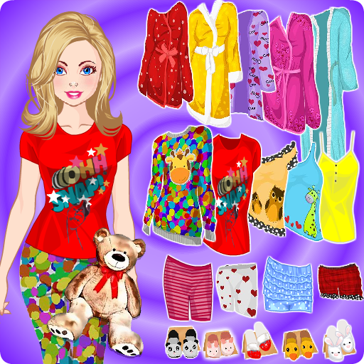 Doll Dress Up – Pajama Party (Unlimited money,Mod) for Android