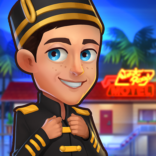 Doorman Story: Hotel team tycoon  (Unlimited money,Mod) for Android