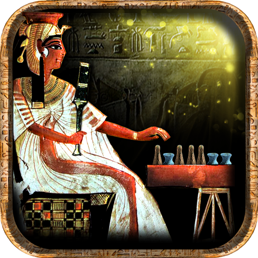 Egyptian Senet (Ancient Egypt Game)  (Unlimited money,Mod) for Android