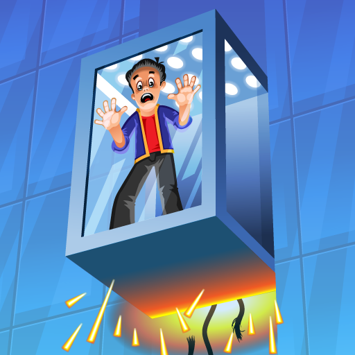 Elevator Fall – Lift Rescue Simulator 3D  (Unlimited money,Mod) for Android