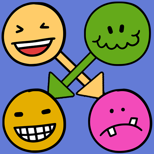 Emoji Connect – Mind and Puzzle Game  (Unlimited money,Mod) for Android