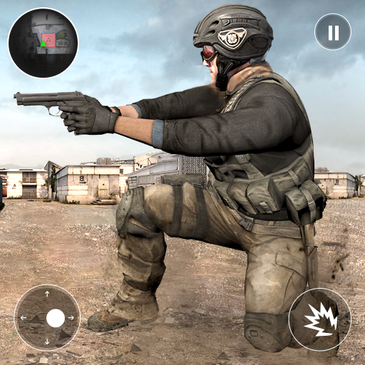 Encounter Strike Ops: Fps Real Commando Games 2020  (Unlimited money,Mod) for Android