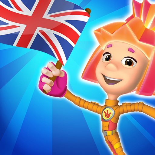 English for Kids. Fixiki. Learning the language  (Unlimited money,Mod) for Androi 1.26 d