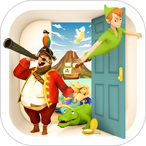 Escape Game: Peter Pan ~Escape from Neverland~  (Unlimited money,Mod) for Android