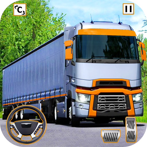 Euro Truck Driver 3D: Top Driving Game 2020  (Unlimited money,Mod) for Android 0.3
