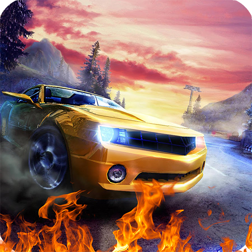 Extreme Bridge Racing. Real driving on Speed cars.  (Unlimited money,Mod) for Android