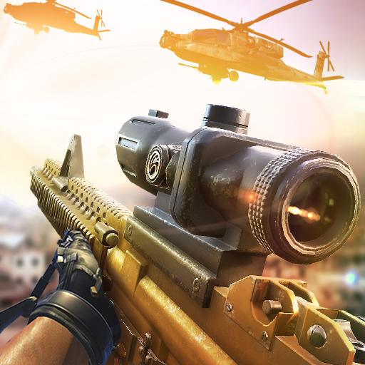 FPS Shooter 3D  (Unlimited money,Mod) for Android