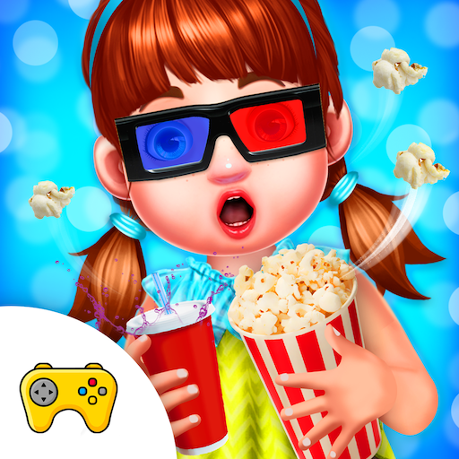 Family Friend Movie Night Out Party  (Unlimited money,Mod) for Android