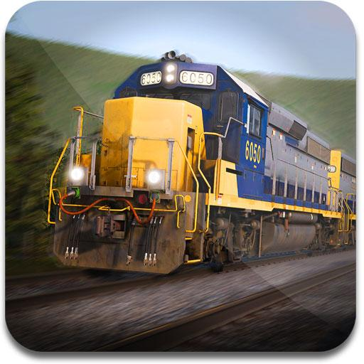 Fast Euro Train Driver Sim: Train Games 3D 2020  (Unlimited money,Mod) for Android