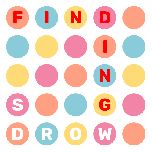 Finding Words  (Unlimited money,Mod) for Android