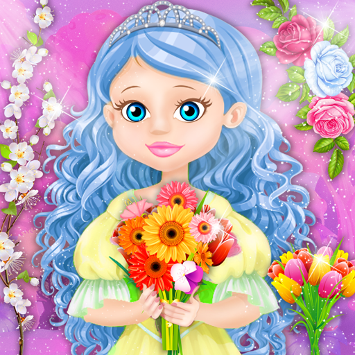 Flower Bouquet Shop: DIY Fashion Flowers  (Unlimited money,Mod) for Android