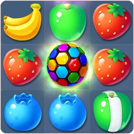 Fruit Candy Blast – Match 3 Puzzle  (Unlimited money,Mod) for Android