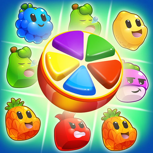 Fruit Puzzle Wonderland  (Unlimited money,Mod) for Android