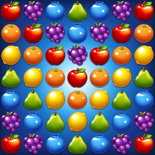 Fruits Magic Sweet Garden: Match 3 Puzzle  (Unlimited money,Mod) for Android