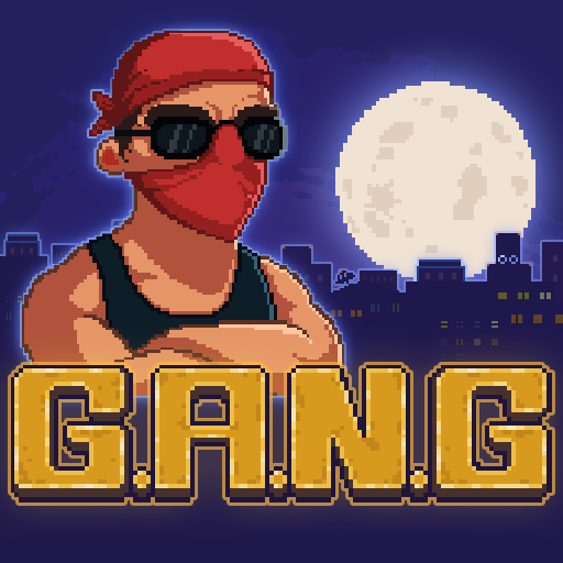 G.A.N.G.  (Unlimited money,Mod) for Android