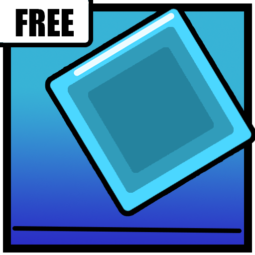 Geometry Cube Spike Jump  (Unlimited money,Mod) for Android