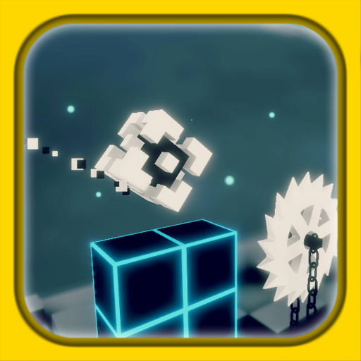 Geometry Jump 3D  (Unlimited money,Mod) for Android