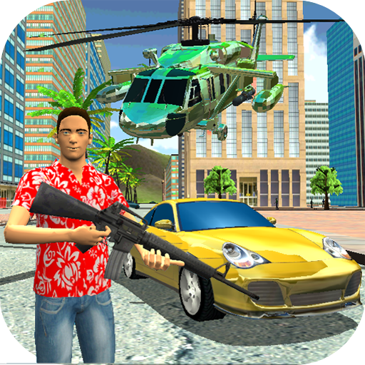 Grand Miami Crime V: Real Gangster  (Unlimited money,Mod) for Android