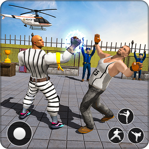 Grand Ring Battle: Fight Prisoner Karate Fighting  (Unlimited money,Mod) for Android