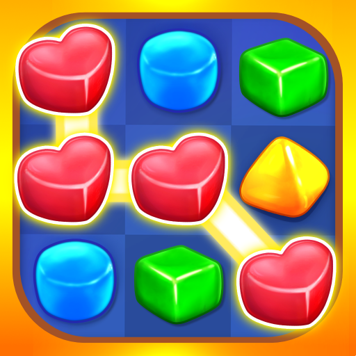 Gummy Paradise – Free Match 3 Puzzle Game  (Unlimited money,Mod) for Android