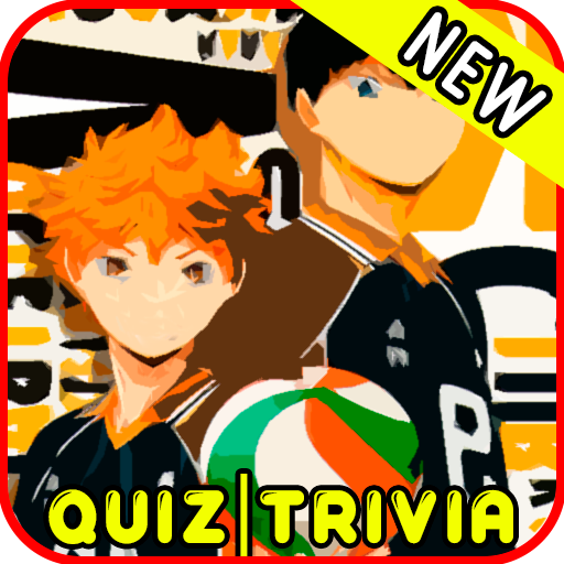 Haikyu Anime Manga Quiz Trivia Game  (Unlimited money,Mod) for Android