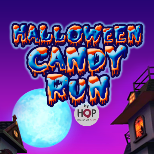Halloween Candy Run  (Unlimited money,Mod) for Android