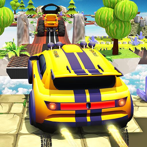 Hill Car Driving Simulator: Ultimate Racing Stunts  (Unlimited money,Mod) for Android
