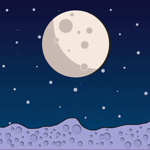 Hill Moon Running  (Unlimited money,Mod) for Android