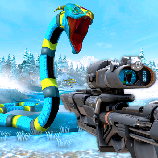 Hunting Reptile Fever FPS  (Unlimited money,Mod) for Android