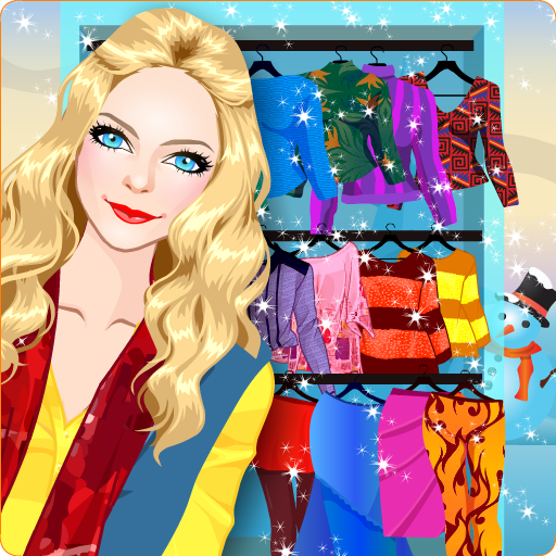 Ice Princess Winter Dress Up  (Unlimited money,Mod) for Android