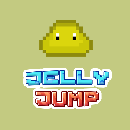 Jelly Jump – Free Hyper Casual Retro Arcade Game  (Unlimited money,Mod) for Android