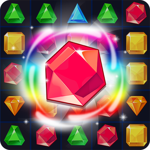 Jewel Star: Jewel & Gem Match 3 Kingdom  (Unlimited money,Mod) for Android