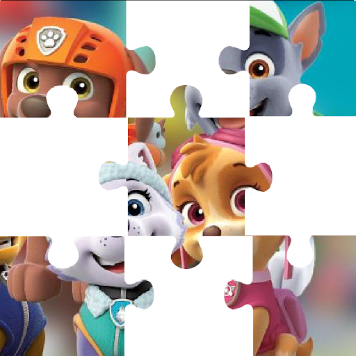 Jigsaw puzzle paw the dog  (Unlimited money,Mod) for Android