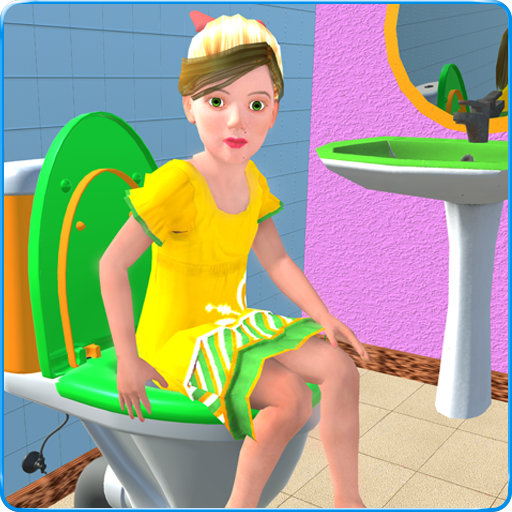 Kids Toilet Emergency Pro 3D  (Unlimited money,Mod) for Android