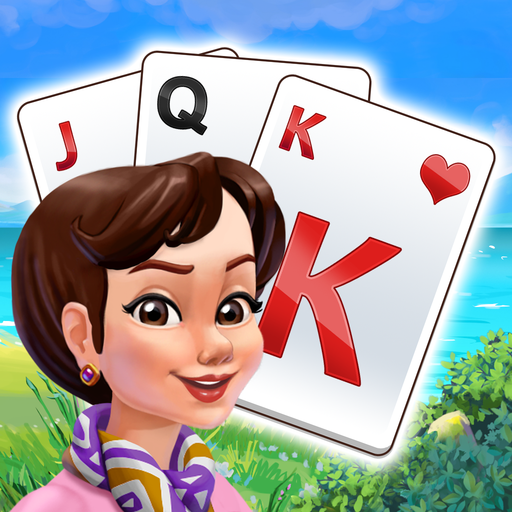 ❤️Kings & Queens: Solitaire Tripeaks  1.214.4 (Unlimited money,Mod) for Android