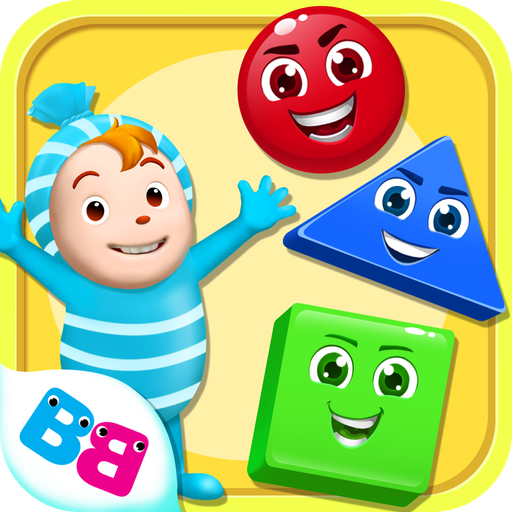 Learn shapes and colors for toddlers kids  (Unlimited money,Mod) for Android