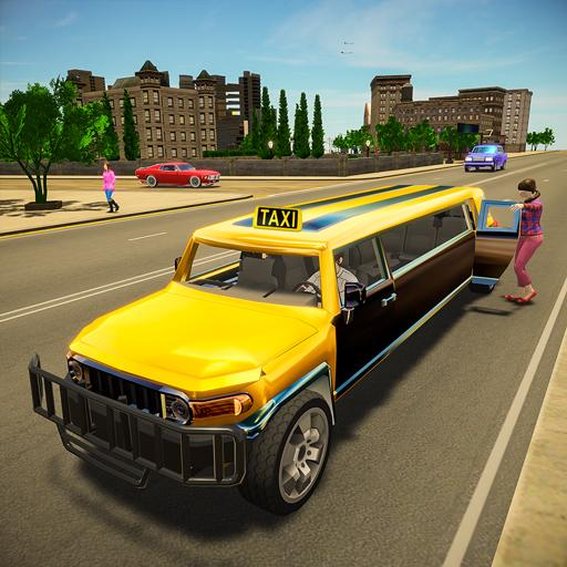 Limousine Taxi 2020: Luxury Car Driving Simulator  (Unlimited money,Mod) for Android