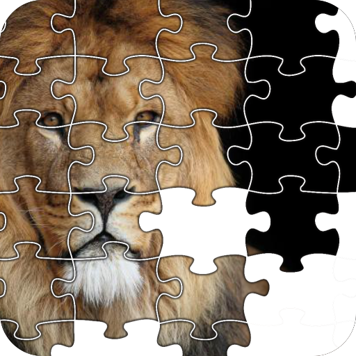 Lion Game Jigsaw Puzzle  (Unlimited money,Mod) for Android