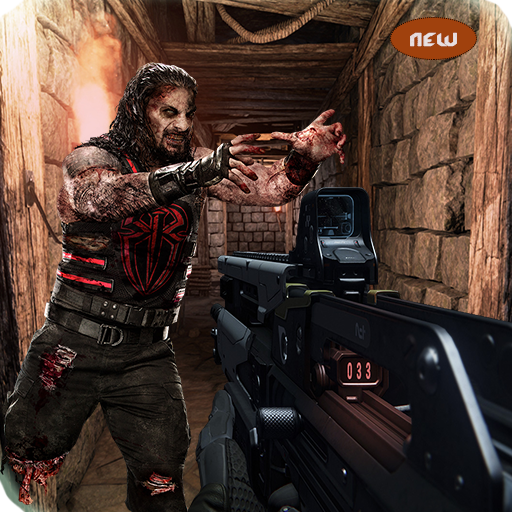 Mad Zombie Frontier 2: DEAD TARGET Zombie Games  (Unlimited money,Mod) for Android