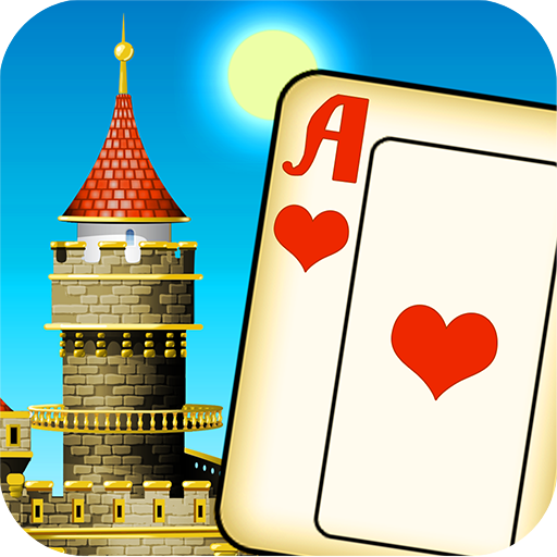Magic Towers Solitaire – Tri Peaks  (Unlimited money,Mod) for Android
