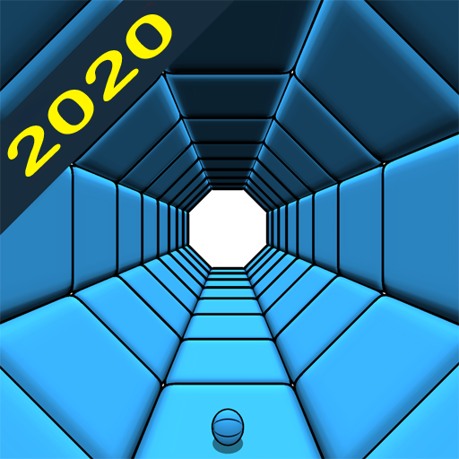 Magic Tunnel Plus-Tunnel Rush 2020  (Unlimited money,Mod) for Android