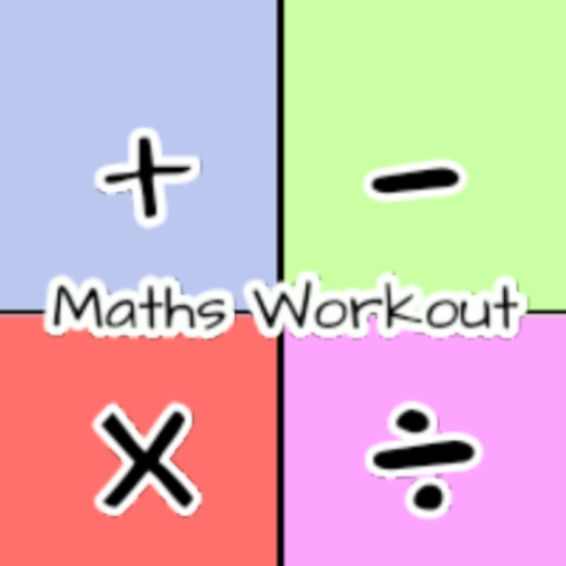 Math-Workout  (Unlimited money,Mod) for Android