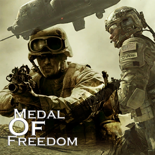 Medal Of Freedom®: Mobile – Gun Shooting, FPS Game  (Unlimited money,Mod) for Android