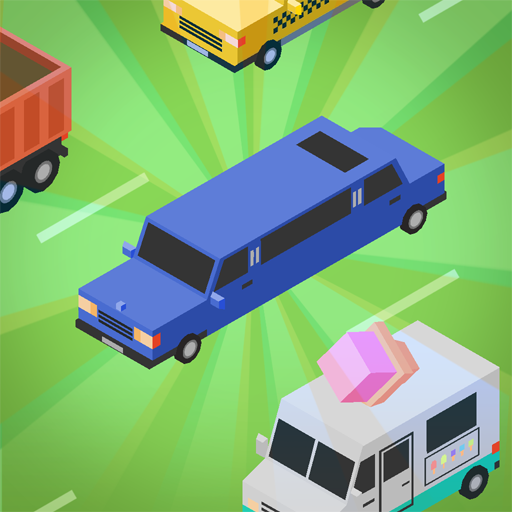 Merge Highway – Merge & Idle Motor Empire  (Unlimited money,Mod) for Android